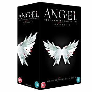 Angel - Complete Season 1-5 DVD for $51 delivered from Amazon