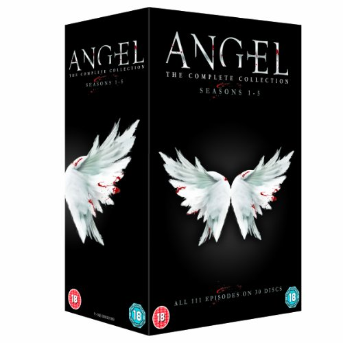 Angel - Complete Season 1-5 (New Packaging) [DVD]