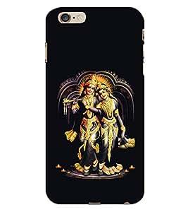 Vrishaparvaa Krishna 3D Hard Polycarbonate Designer Back Case Cover for Apple iPhone 6 Plus
