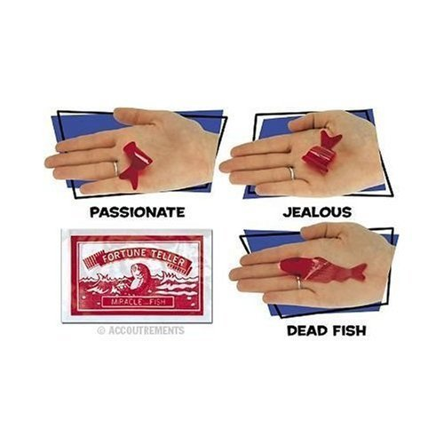 144 Fortune Teller Miracle Fish - Fortune Telling Fish