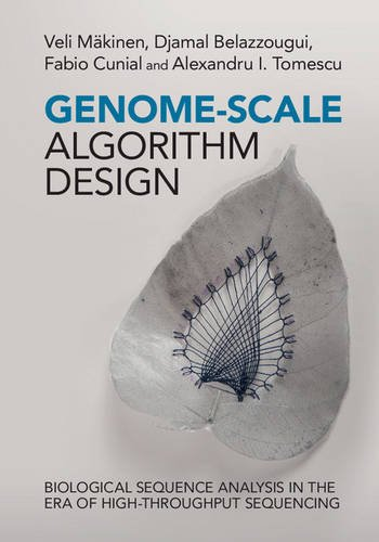 Genome-Scale Algorithm Design: Biological Sequence Analysis in the Era of High-Throughput Sequencing PDF