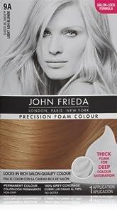 John Frieda Precision Foam Colour, Light Ash Blonde 9A