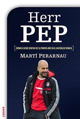 Portada del libro Herr Pep de Marti Perarnau