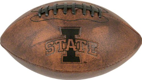 Iowa State Cyclones Mini Leather Football