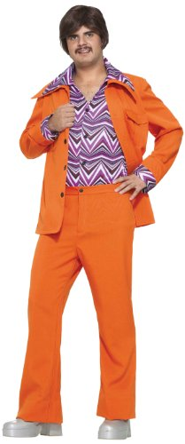 Forum Novelties Men's 70's Leisure Suit Costume