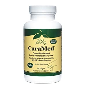 CURAMED 750 MG 240 SOFTGELS