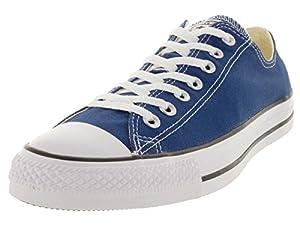 Converse Unisex Chuck Taylor All Star Ox Roadtrip Roadtrip Blue Basketball Shoe 5 Men US / 7 Women US
