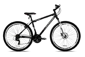 Thruster Excalibur Mountain Bike (Black, 29-Inch) by Thruster