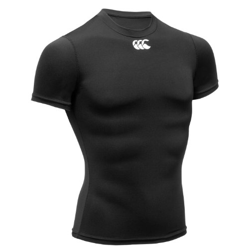 Canterbury of New Zealand Hot Mens Baselayer Short Sleeve Top (Cooling)