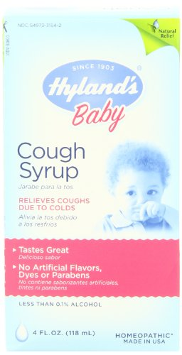 Hyland'S Baby Cough Syrup, 4 Fluid Ounces