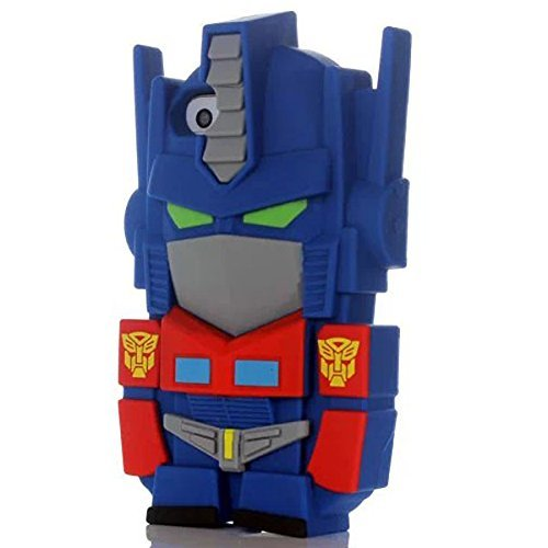 Mingfung-3D-Cartoon-Robot-Superhero-Style-soft-silicone-cover-case-for-Apple-Iphone-6-Plus-55