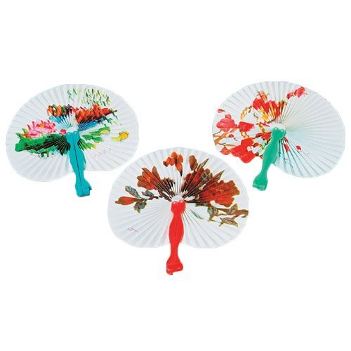 Small Folding Fans