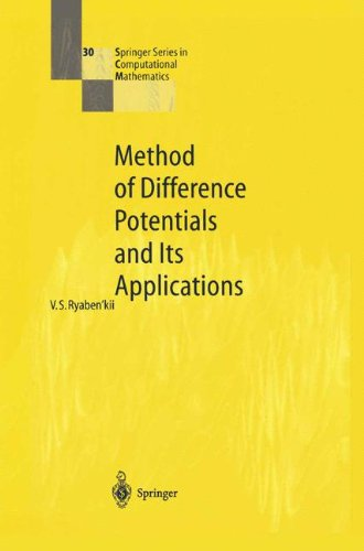 Method of Difference Potentials and Its Applications (Springer Series in Computational Mathematics)