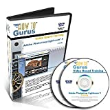 Adobe Photoshop Lightroom 3 Training on 2 DVDs, 11 Hours in 203 Video Lessons