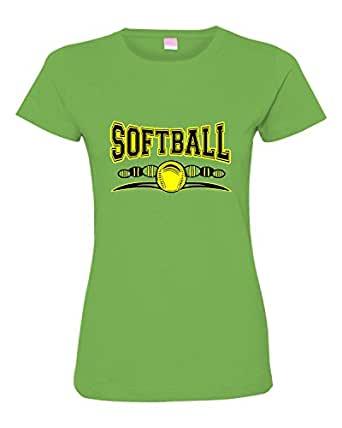 Womens Softball Cool Design Fastpitch Deluxe