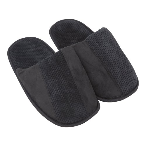 Cheap Mens Patterned Slip-On Indoor Footwear/Slippers (B009BFPJBA)