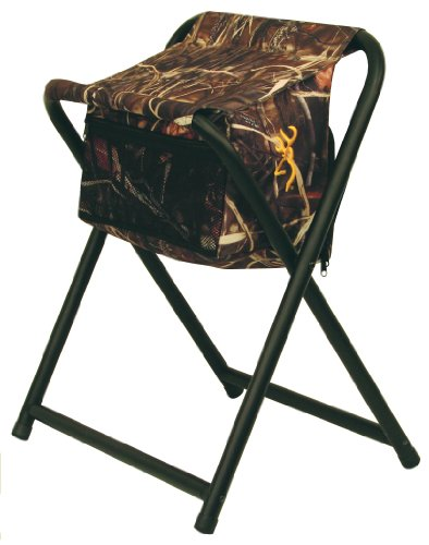 Browning Camping SteadyReady Hunting Stool  Insulated