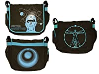 NECA Watchmen Movie Dr. Manhattan Messenger Bag by NECA