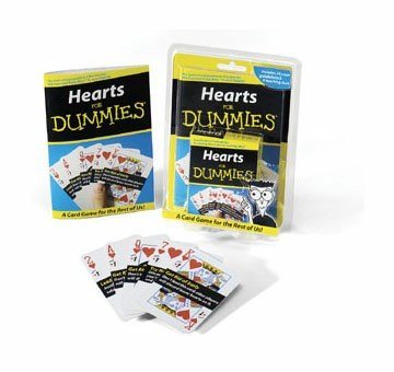 Fundex Hearts for Dummies Card Game - 1