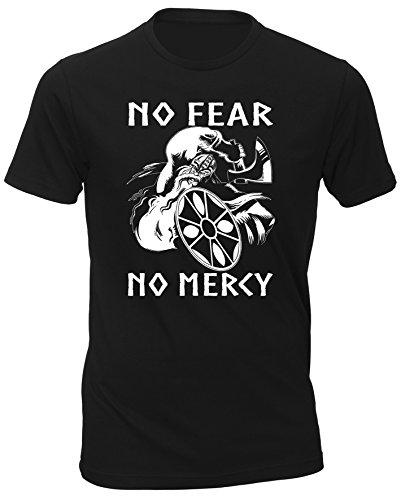 Norse Hammer -  T-shirt - Uomo nero XXXXL