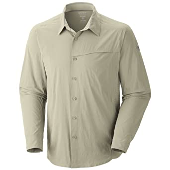 Mountain Hardwear Mens Ravine Supreme Long Sleeve Shirt by Mountain Hardwear