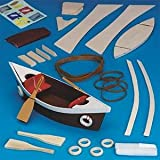 D-I-Y Wood Canoe Kit [Toy] [Personal Care] [Personal Care] [Personal Care]