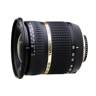 Tamron 10-24mm f/3.5-4.5 SP Di II LD Aspherical (IF) Lens