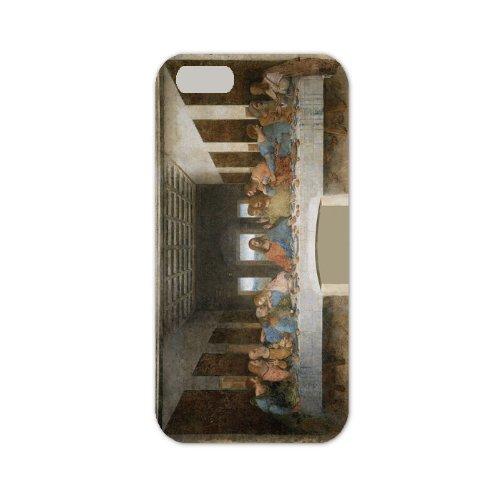 iPhone6S/6ハードスマホケース◇ レオナルド・ダ・ヴィンチ「最後の晩餐」名画 4.7インチ
