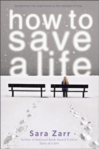 How to Save a Life by Sara Zarr, Mr. Media Interviews