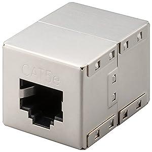 Mcab Netzwerkkabel Verbinder geschirmt Cat5 RJ45 Buchse auf RJ45 Buchse