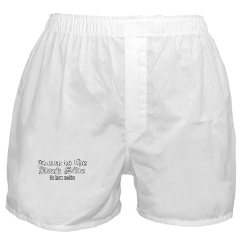 Come to the Dark Side Boxer Shorts