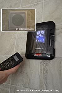 Amerec 8252-064 Steam Shower Sound System with Speakers ...