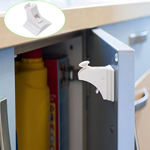 Baby Proofing Magnetic Cabinet Locks Balfer Hidden Child