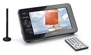 Lenco TFT-725 TV LCD Portable 7
