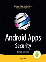 Android Apps Security Front Cover
