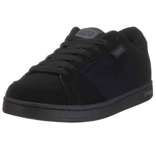 Etnies Men's Kingpin Skateboarding Shoe Black/Black 4101000091 6 UK