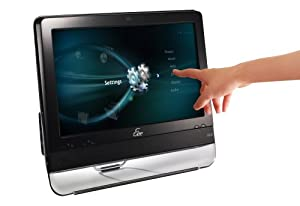 ASUS Eee Top 15.6-Inch Touchscreen PC - Black