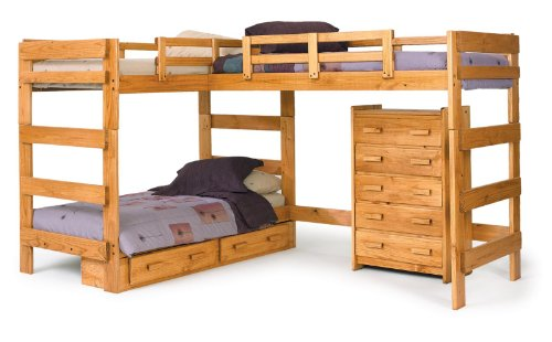 Teen Bunk Beds 778 front