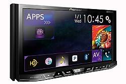 See Pioneer AVH-4000NEX 2-DIN Multimedia DVD Receiver Details