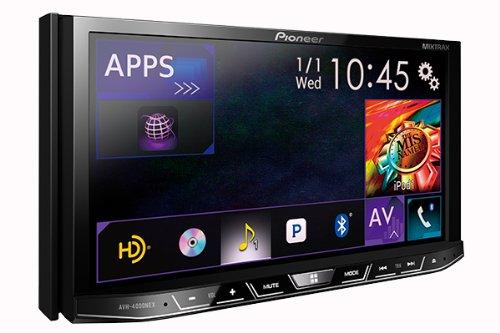 Pioneer AVH-4000NEX 2-DIN Multimedia DVD Receiver
