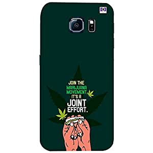 Joint Effort - Mobile Back Case Cover For Samsung Galaxy S6 Edge Plus