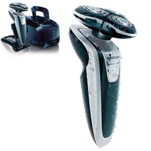 Original Philips RQ1250cc GyroFlex 3D System Sensotouch Mens Cordless Self Cleaning Jet Clean System Electric Shaver