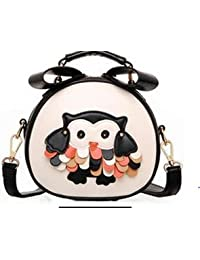2015 HOT SALE Cartoon Bag Owl Crossbody Shoulder Bags Leisure Women Leather Handbag Wallets Women Messenger Casual...