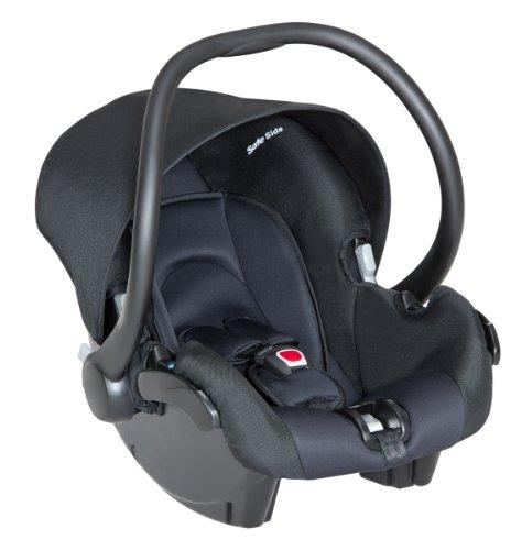 Safety 1st 80217640 - One Safe XT Babyschale, Kindersitz Gruppe 0+, bis 13 kg, schwarz