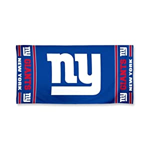 New York Giants NFL Beach Towel (30