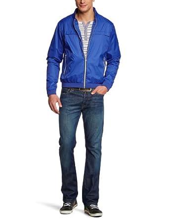 SELECTED HOMME Herren Jacke 16029176 Shane Jacket, Gr. 52 (L), Blau (Dazzling Blue)