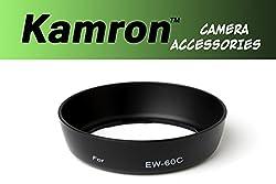 Kamron 60CreplacesCanonLens HoodEW-60C