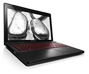 Lenovo Y510p 39,6 cm (15,6 Zoll) Notebook (Intel Core i7 4700MQ, 3,4 GHz, 16GB RAM, 256GB SSD, NVIDIA GeForce GT 755M / 2 GB, kein Betriebssystem) schwarz