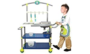 Toymonster Limited Kitchen Trolley