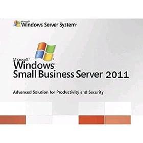Microsoft Win Small Business Server Premium AddOn 2011 64Bit 5 Clt